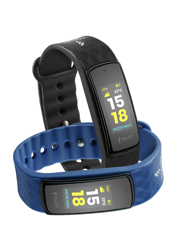 Welcome to MevoFit Bold Fitness Band