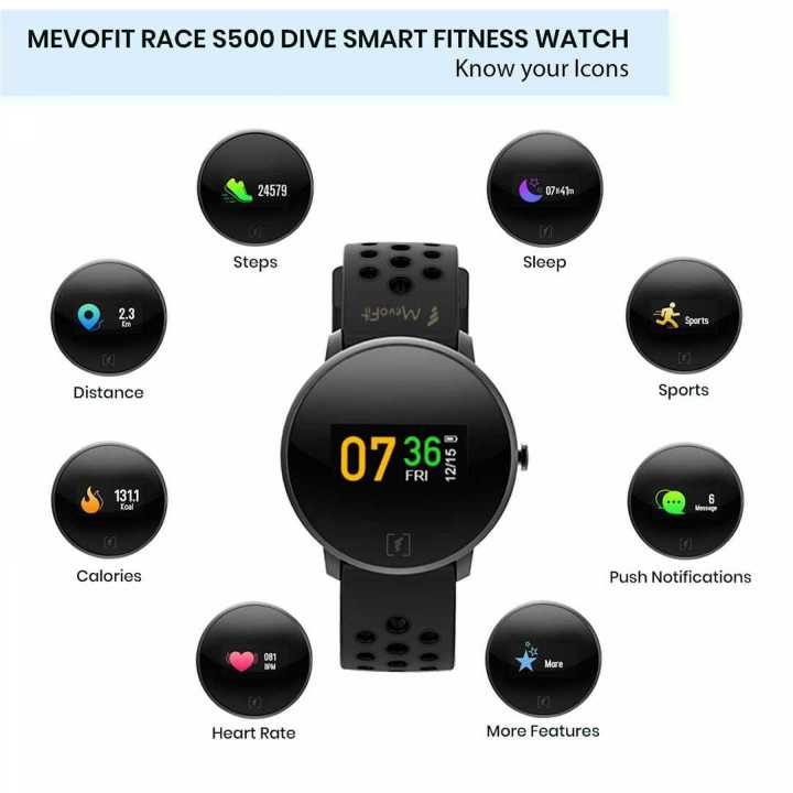 MevoFit Race S500 Dive