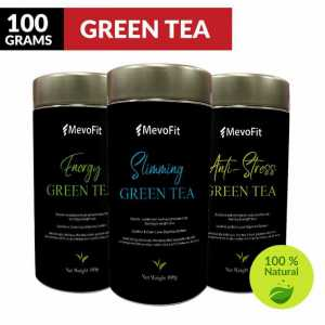 MevoFit Anti Stress Green Tea