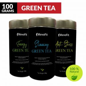 MevoFit Herbal Energy Green Tea