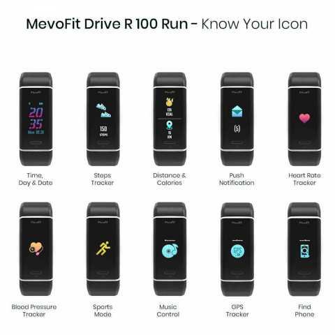 MevoFit Drive Run
