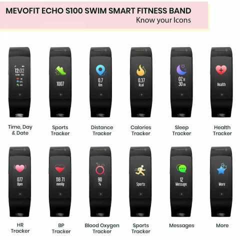MevoFit Echo S100 Swim