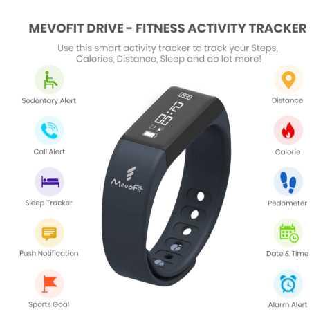 Fitness Tracker Royal Blue-4